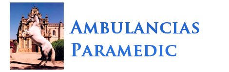 Ambulancias Paramedic logo