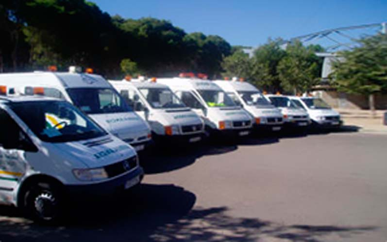 Ambulancias Paramedic ambulancias